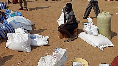Nearly 50 percent of South Sudanese require food urgently