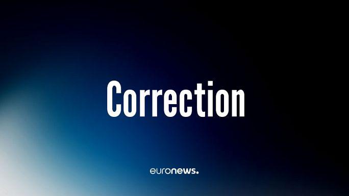 Correction: Brexit headline