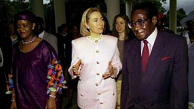 Why Mugabe supports Trump over Hillary: Nationalism and sanctions