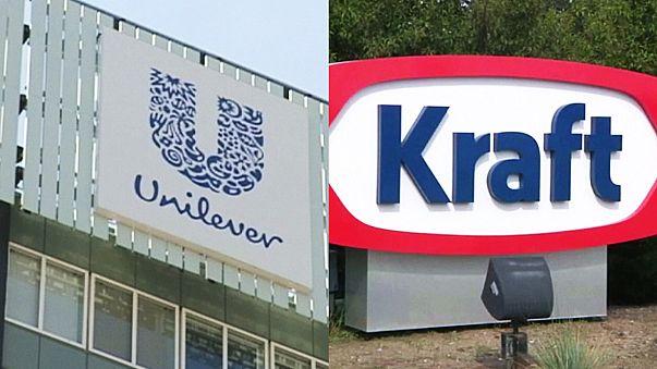Kfrat Heinz retira oferta de compra e Unilever afunda na bolsa
