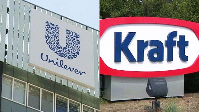 Акции Unilever упали после отзыва предложения Kraft Heinz