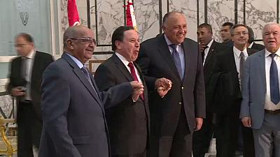 Algeria, Egypt and Tunisia hold talks on Libyan crisis