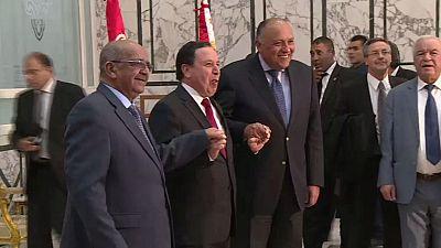 Algeria, Egypt and Tunisia hold talks on Libyan crisis