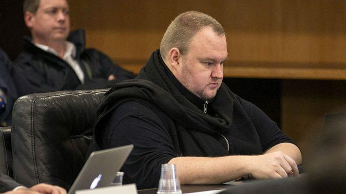 Le pirate informatique Kim Dotcom menacé d'extradition aux Etats-Unis
