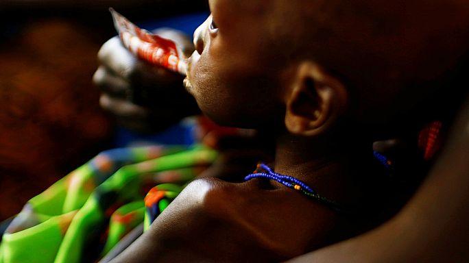 Güney Sudan'da kıtlık ilan edildi