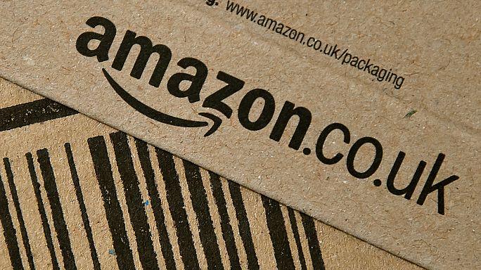 شركة أمازون تعتزم توفير 5000 وظيفة في بريطانيا