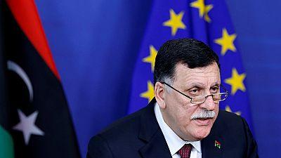 Libye : tirs à l'arme lourde contre le convoi du Premier ministre Sarraj