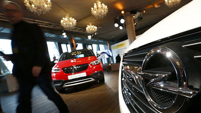 PSA-GM: Negociações políticas em curso sobre futuro da Opel
