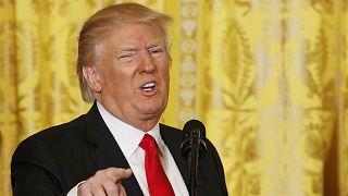 Trump intenta justificar su última metedura de pata, esta vez con Suecia