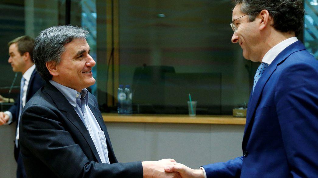 Помощь Греции: мер бюджетной экономии -- меньше, реформ -- больше