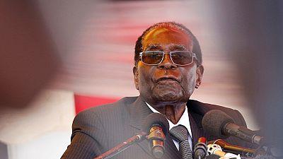 Les espoirs de Robert Mugabe en Donald Trump