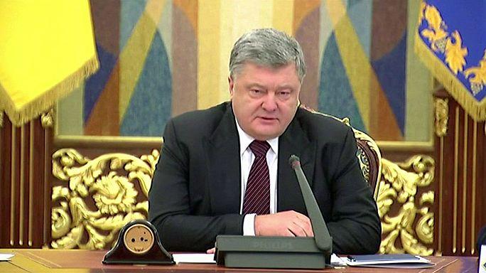 Waffenstillstand in der Ostukraine hält