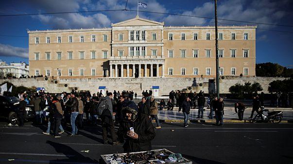 Silberstreif für Griechenland, Balsam aus Amerika