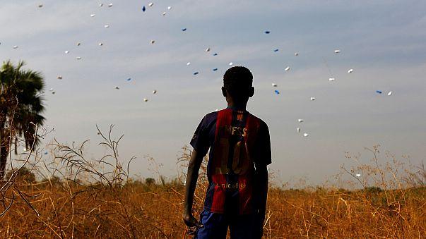 Güney Sudan: Kıtlık ve şiddetle iç içe yaşayan ülke