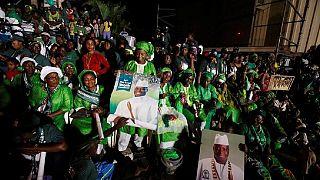 Gambie : clash entre les partisans de Jammeh et ceux d'Adama Barrow