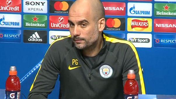Liga dos Campeões: Manchester City e Mónaco medem forças em duelo inédito