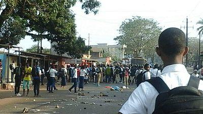 Guinée : cinq morts dans des manifestations contre la fermeture des classes