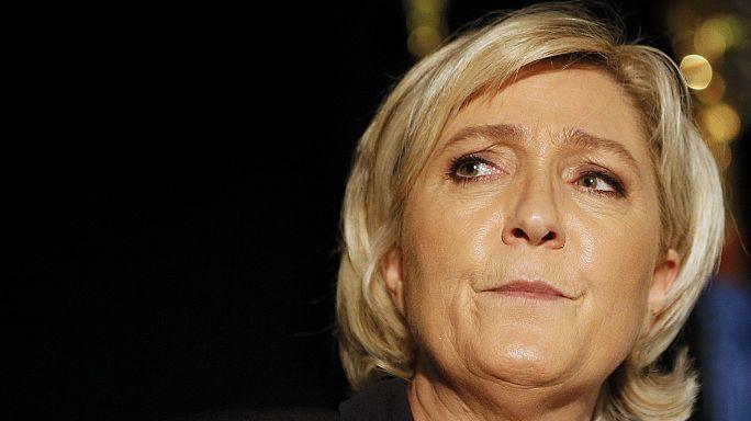 Fiktive Arbeitsverträge: Hausdurchsuchung bei Le Pens Rechtspopulisten in Frankreich