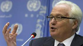Russia's UN Ambassador Vitaly Churkin dies at 64