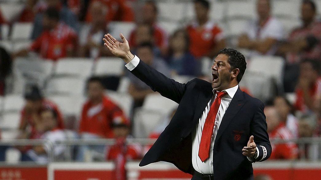 Liga Portuguesa J22: Benfica treme em Braga mas não cai, Porto mantém pressão