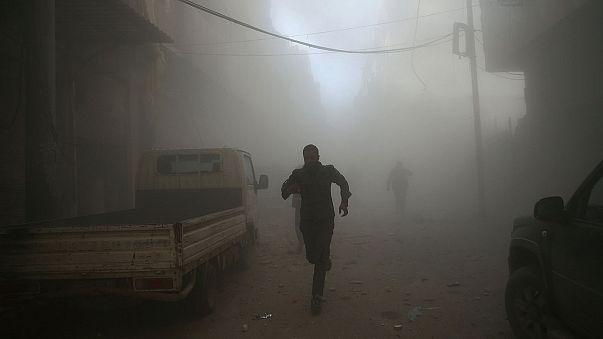 Джихадисты захватили новые районы у Голанских высот