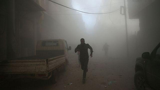 Szíria több részén folyamatosak a támadások
