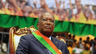 Burkina Faso president steps down from defence portfolio