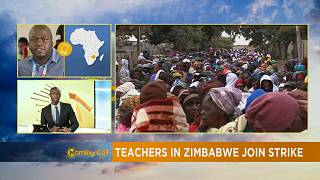 Zimbabwe : Grève des enseignants [The Morning Call]