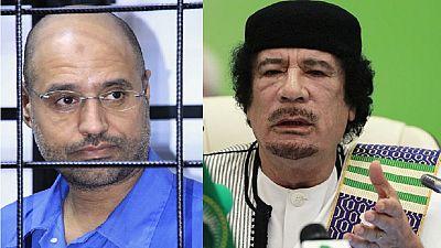 Saif al-Islam Kadhafi doit être jugé devant la CPI, selon l'ONU