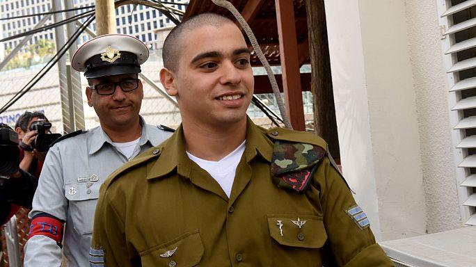 Israele, 18 mesi di carcere a soldato che uccise a sangue freddo un palestinese