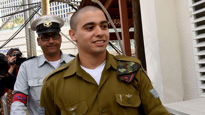 حكم بسجن جندي إسرائيلي 18 شهرا لقتله فلسطينيا جريحا