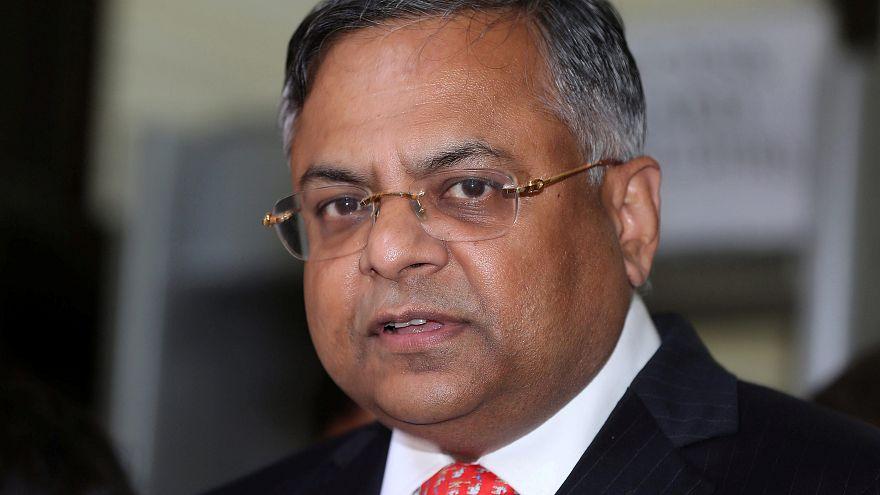 Natarajan Chandra releva oficialmente a su padre al frente del grupo Tata