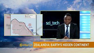 Earth's hidden continent [Hi-Tech]