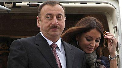 Azerbaïdjan : la Première dame nommée vice-présidente par son mari