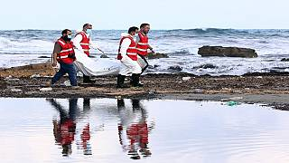 Bodies of 74 migrants washed ashore in western Libya