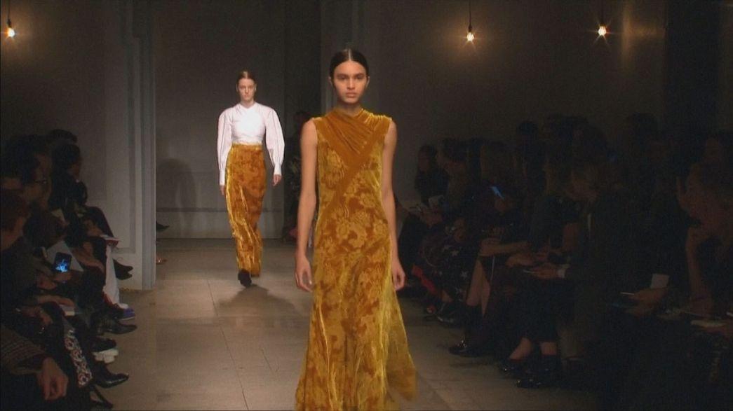 Лондонський тиждень моди: дефіле Барберрі та Ердема