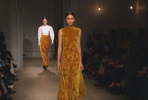 Burberry and Erdem at London Fashion Week