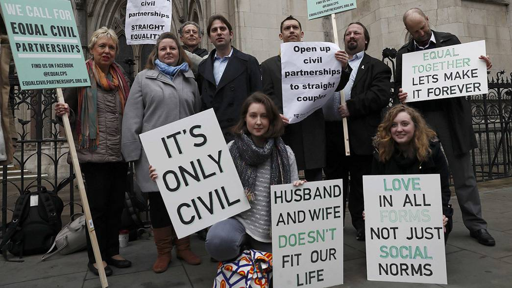 Should civil partnerships be available to straight couples too?