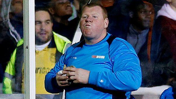 FC Arsenal erreicht glanzlos Viertelfinale im FA-Cup - 150-Kilogramm-Keeper Shaw im Mittelpunkt