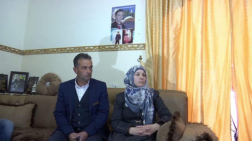 Indignación entre los palestinos por la mínima condena al soldado israelí