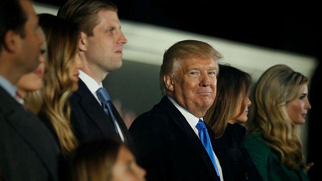 Was der Jetset-Lifestyle der Familie Trump kostet