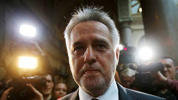 Tribunal austríaco decide extradição de magnata ucraniano