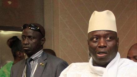 Gambian police arrests two top security operatives of the Jammeh-era