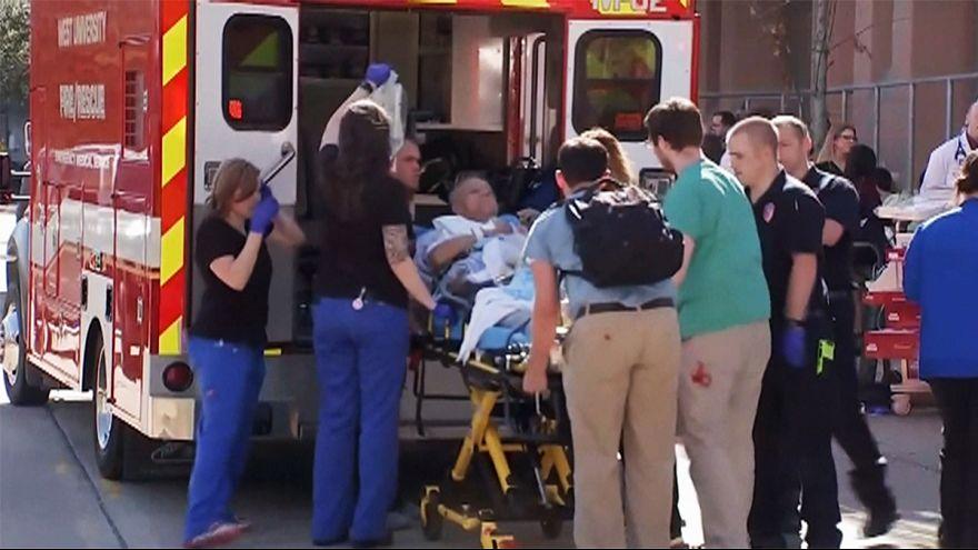 Vaklárma volt a lövöldözés egy houstoni kórházban