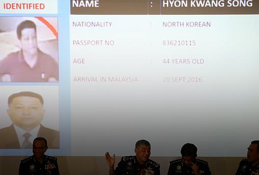North Korean Embassy official one of three wanted in connection with killing of Kim Jong-nam