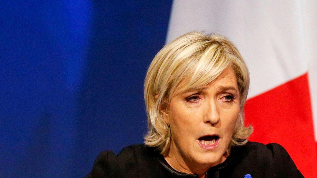 Garde à vue pour les garde du corps et chef de cabinet de Le Pen