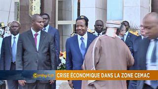 La crise économique dans la zone CEMAC [Grand Angle]