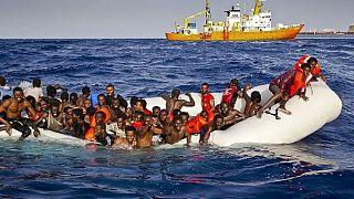 Plus de 600 migrants secourus en mer Méditerranée