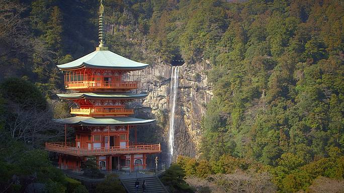 کارت پستال از ژاپن؛ مسیرهای زیارتی «کومانو کودو»