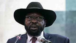 South Sudan's Kiir promises safe aid access amid famine